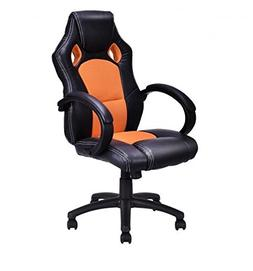 MD Group Gaming Chair High-Back Race Car Style Bucket Seat O