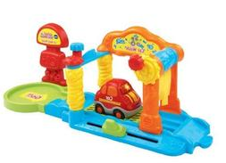 VTech Go! Go! Smart Wheels Car Wash Playset by VTech