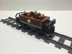 LEGO Gold & Ore Freight Car for #10194 Emerald Night. Very n