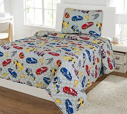 Golden linens Full Size 3 Pieces Printed New Designs Kids Be