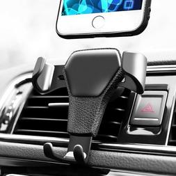 Gravity Car Air Vent Mount Phone Holder for iPhone X XR XS M