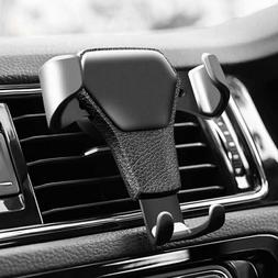 Gravity Car Mount Air Vent Phone Holder Shockproof for iPhon