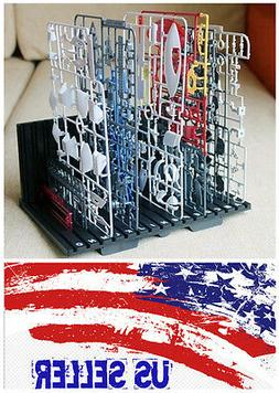 G Temple Gunpla Parts Runner Shelf for Gundam Aircraft Tank