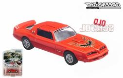 GreenLight Hollywood: 1977 Pontiac Firebird T/A from the mov