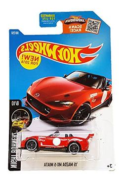 Hot Wheels 2016 Night Burnerz '15 Mazda MX-5 Miata 88/250, R