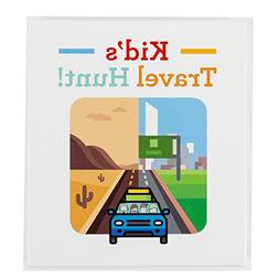 Kid's Travel Hunt   A Search & Find Traveling Card Game for