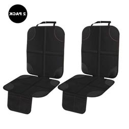infant car seat protector for 2 pack