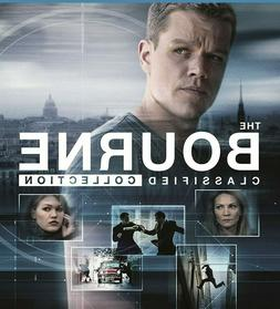 Jason Bourne 4 movie Collection   Copies for your connected