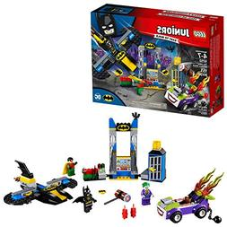 LEGO Juniors/4+ DC The Joker Batcave Attack 10753 Building K