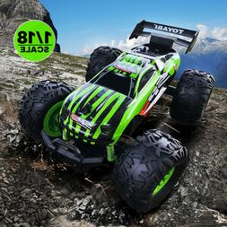 For Kids Off Road RC Car Remote Control Vehicle Monster Truc