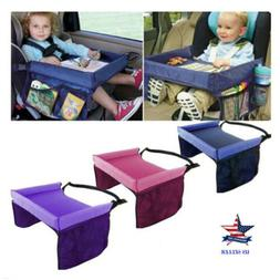 USA Waterproof Baby Kids Safety Travel Tray Drawing Board Ta