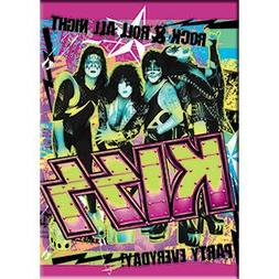 C&D Visionary KISS - Rock & ROLL All Night, Party Everyday,