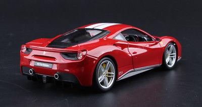 Bburago Car Red Ferrari 70th Ver.