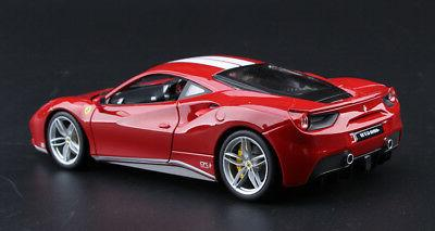 Bburago Car Model Red Ferrari Ver.