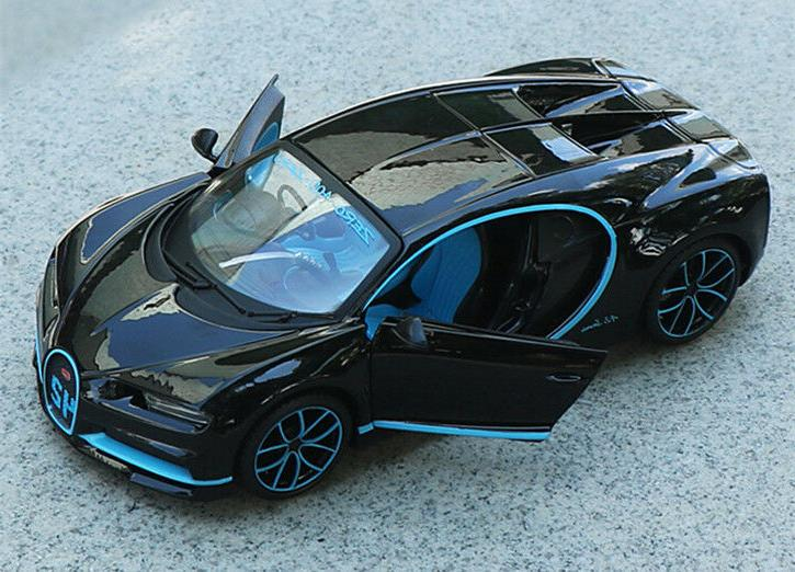 Alloy Sports Car Boys Toys For Chiron