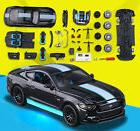 Maisto 1:24 Ford Mustang GT Diecast Assembly Line KIT Model
