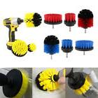 1/3 Pcs drill brush for Car Carpet wall and Tile cleaning 2/
