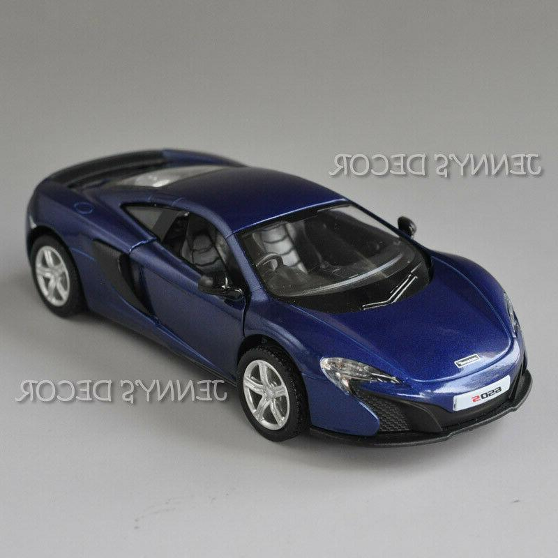1:36 Mclaren Model Back Toy Car For