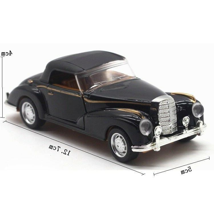 1/36 Scale Diecast with Sound for