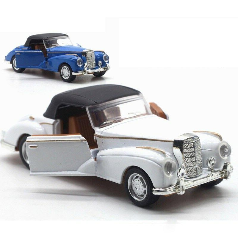 1/36 Vintage Diecast with Sound for