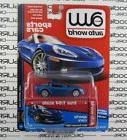 Auto World 1:64 2018 Premium R1 Sports Cars 2011 CHEVROLET C