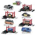 M2 MACHINES 1:64 MODEL-KIT & AUTO-LIFT WAVE 15 RELEASE 4 STY