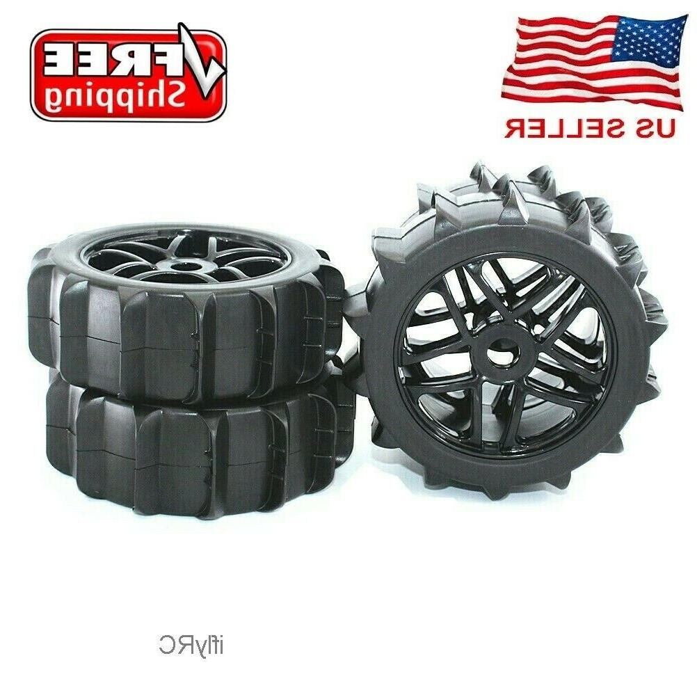 1 8 paddles buggy tires hex 17mm