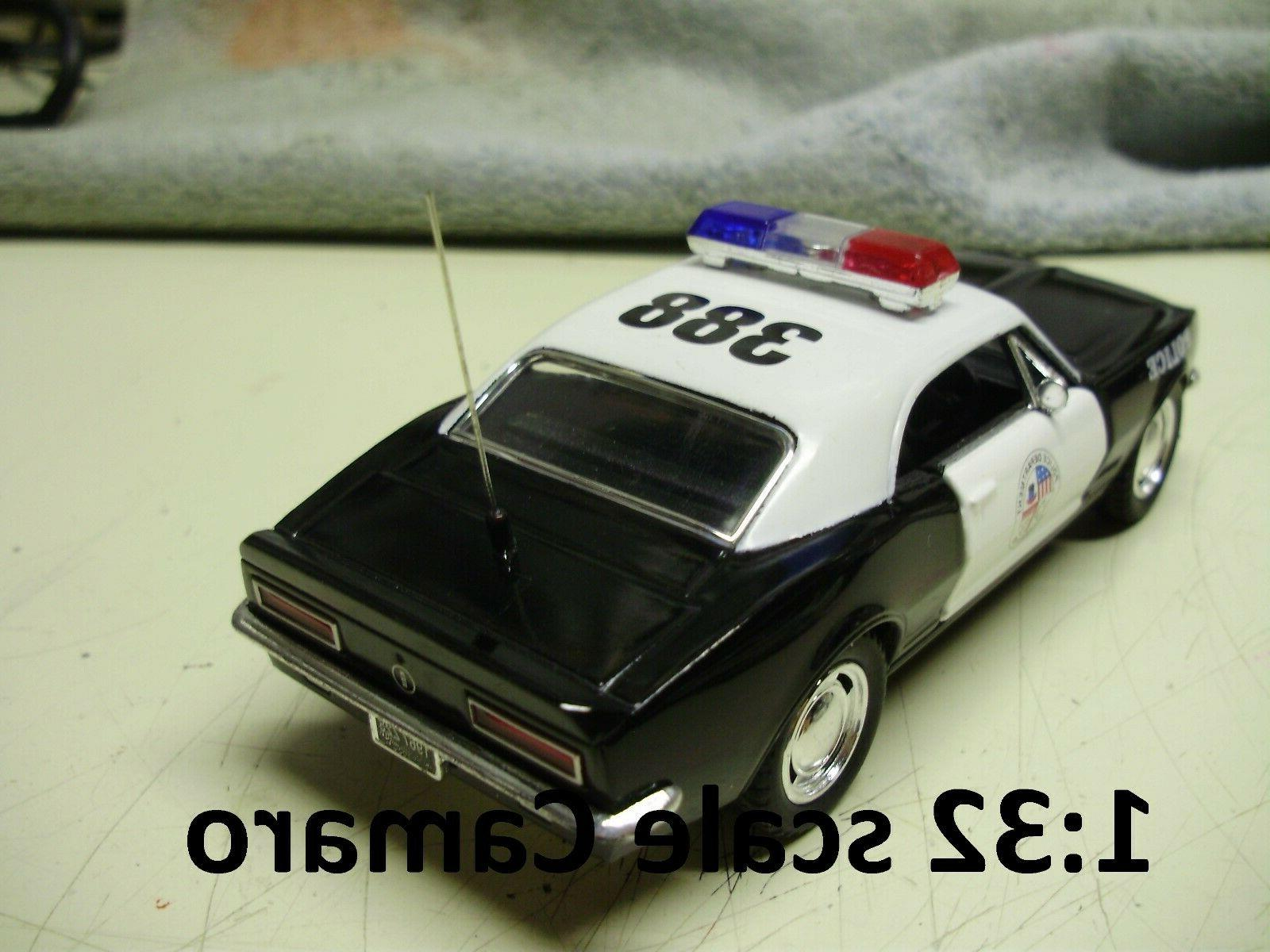 20 Custom Police 1:24 32 43 scale Welly