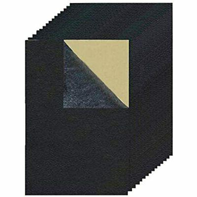 15 pieces leather patch adhesive backing seat