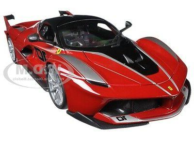 BBURAGO 18-16010 FERRARI FXX K #10 1/18 DIECAST MODEL CAR RE