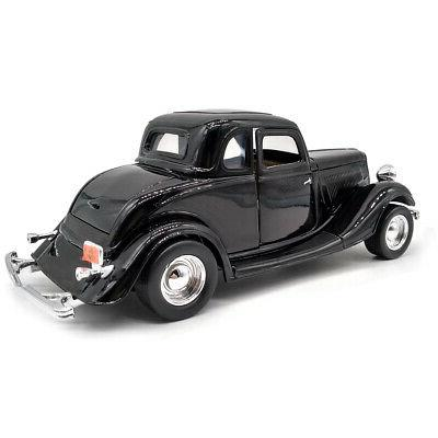 1934 Ford Coupe 1/24 Diecast Model By 73217