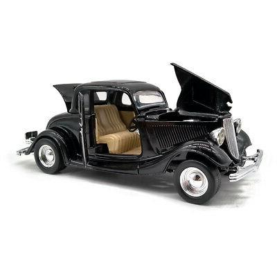 1934 Ford Coupe 1/24 Car Model By Motor 73217