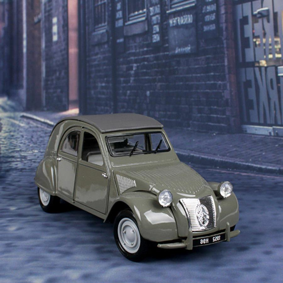 Bburago 1952 Citroen 2CV Car Model 1/32 scale Diecast Vehicl