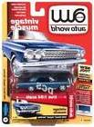 AUTO WORLD 1962 CHEVROLET IMPALA BLUE 1/64 DIECAST CAR AWSP0