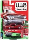 AUTO WORLD 1962 CHEVROLET IMPALA RED 1/64 DIECAST CAR AWSP00