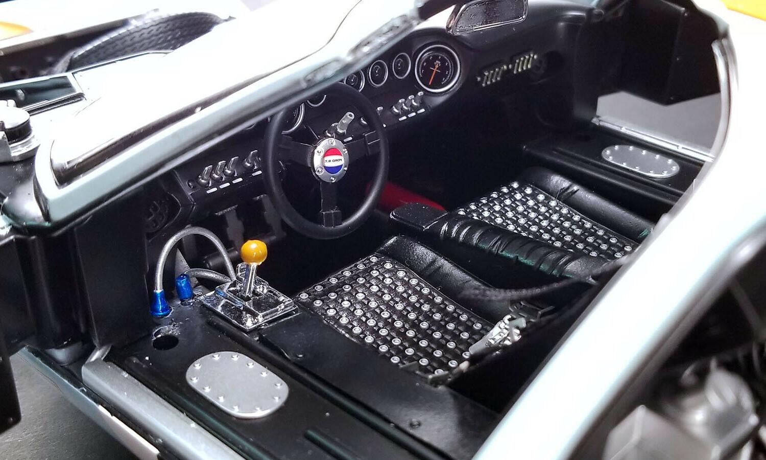 1969 GT40 #6 GMP FOR M1201006