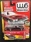 Auto World 1974 Buick Estate Wagon 1:64 Diecast Car - Choose