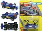 1996 MICRO SCALEXTRIC 1/64 HO SLOT CAR Renault F1 G128