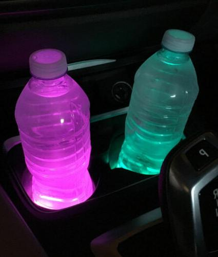 2 Car Or Home Led Cup Pad