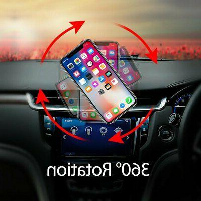 2-Pack Magnetic Mount Cell Phone