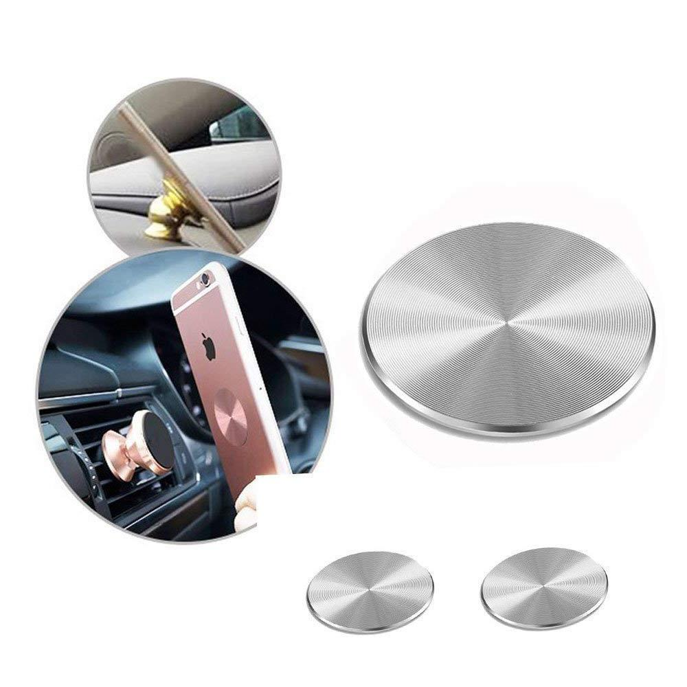 2-Pack Plate Sticker For Car