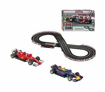 Carrera USA 20025233 Evolution Lap Contest 1:32 Scale Analog