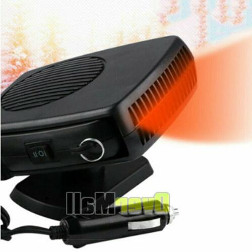 200W Heating Cooling Fan Demister for Car Truck