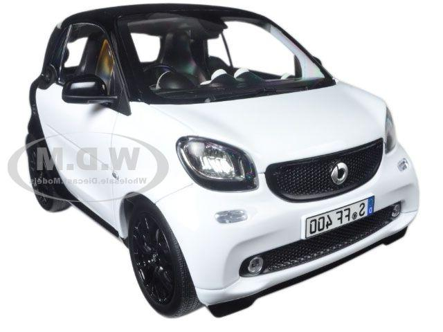 2015 smart for two black white 1