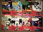 2018 Hot Wheels 50th Walt Disney MICKEY MOUSE Series Set of