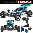 Traxxas 24054-4 1/10 Bandit XL-5 2WD On/Off Road Blue Buggy
