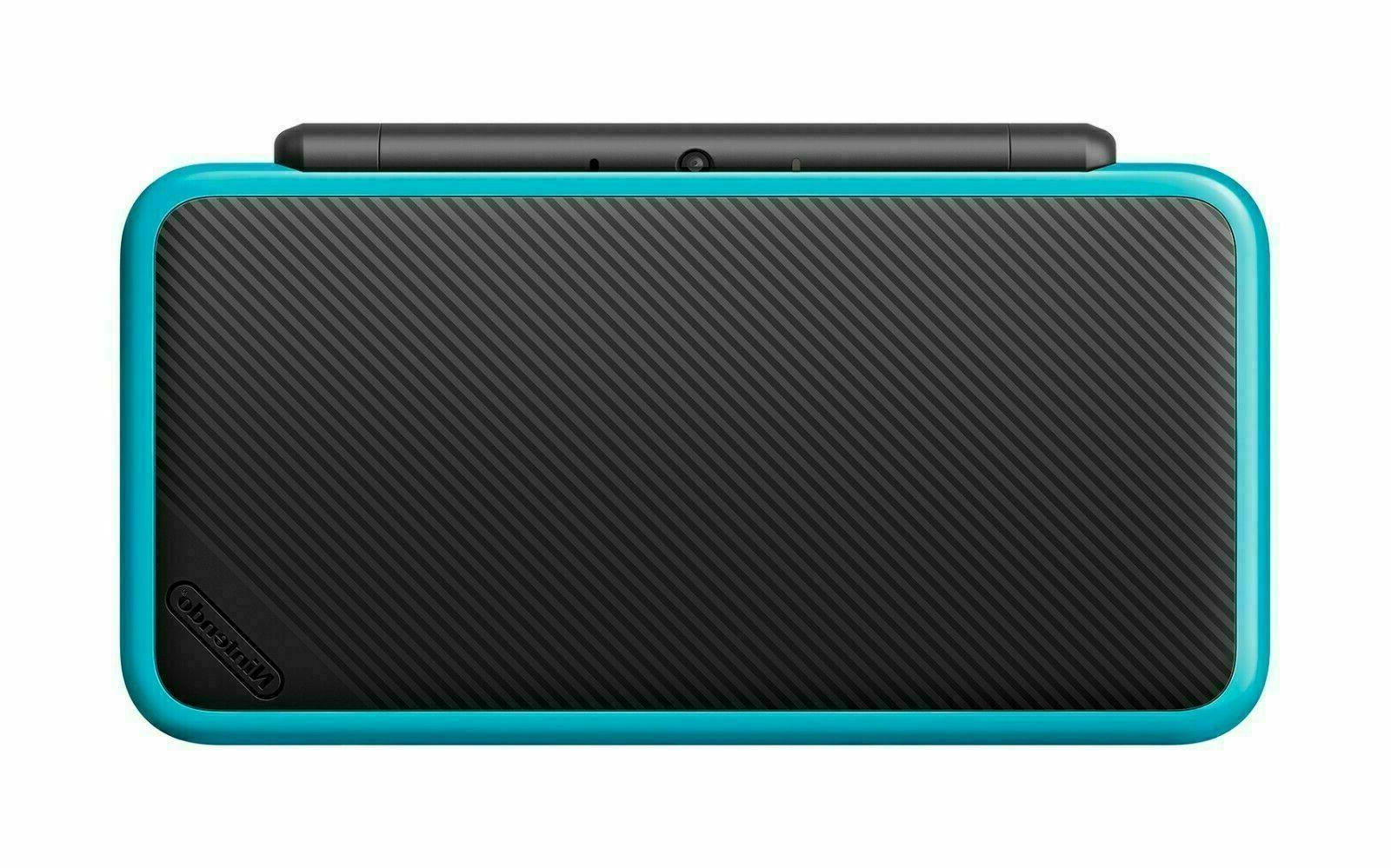 Nintendo 2DS XL Black + Turquoise New in Box