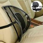 2x Mesh Lumbar Back Brace Support Office Home Car Seat Chair