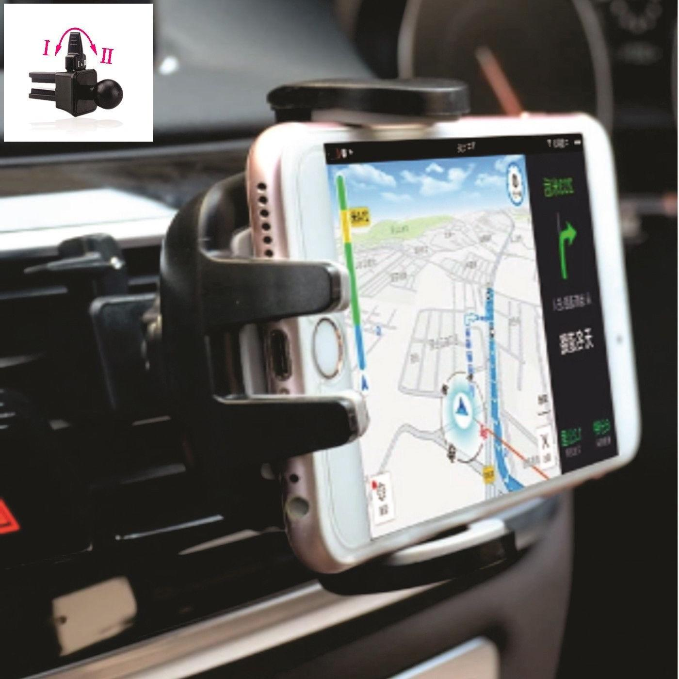 360° Car Mount Cradle Universal Cell