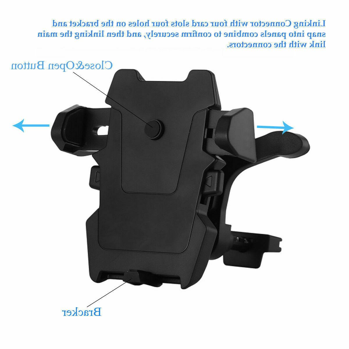 360° Holder Stand For Mobile Phone GPS